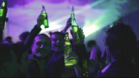 Heineken Creates 'Smart' Beer Bottle | Creative marketing ideas | Scoop.it