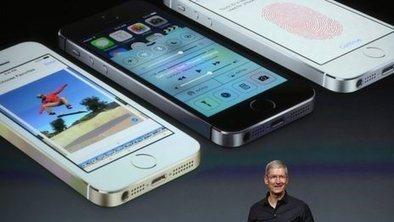 Apple reveals two new iPhone models | Economics-Business | Scoop.it