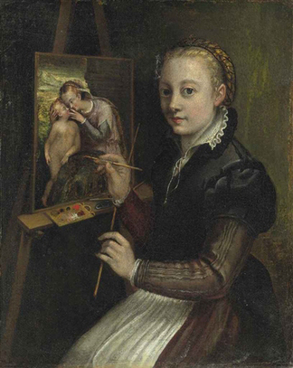 Women Painters during the Italian Renaissance | The Renaissance and Slave Trade | Scoop.it