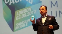 Samsung buys mSpot in an attempt to take on iCloud, is this the beginning of the end? | Digital Darwinism | Scoop.it