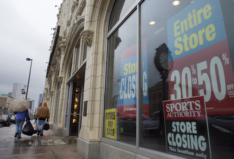 Englewood braces for big job losses as Sports Authority headquarters to close | Xposing Government Corruption in all it's forms | Scoop.it