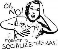 Aussie Pagan Homeschool: Socialisation | APH - HomeSchool Articles | Scoop.it
