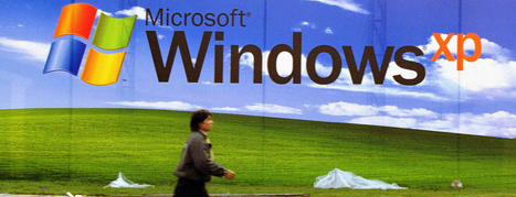 Microsoft Woos Users off Windows XP with Deals for a New PC - The Next Web | Computer Tech Support 247 | Scoop.it