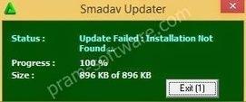 "Cara Mengatasi ""Installation Not Found"" SmadAV Pro - Pram Software | Tutorial | Scoop.it"