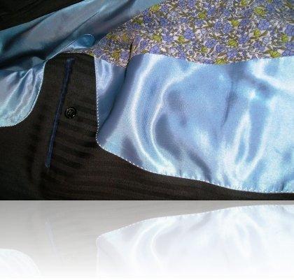 Comment choisir son costume ? -3.5- Les détails : Les poches intérieures dans le tissu du costume | Costumes à moins de 300€, 700€ et plus à Paris ou sur internet | Scoop.it