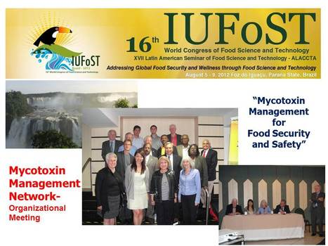 GP3MT & IUFoST Food Security Task Force in IUFoST Pre-congress Meeting on Mycotoxins | Anna V.A. Resurreccion, Ph.D., CFS  International Food Security, Food Product-Process Development and Innovation, Food Business Development | Scoop.it