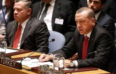 Bataille de Kobané: «Pour la Turquie, Daesh n'est pas un ennemi» | Vocalises internationales | Scoop.it