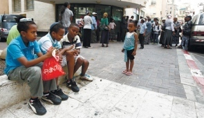 Some 65% of Ethiopian children in Israel live in poverty, report finds | Coveting Freedom | Scoop.it