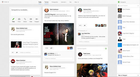 Ni a la fuerza, Google Plus de las redes sociales menos usadas | Marketing 2.0 | Scoop.it