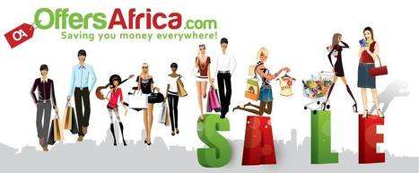 Get the best online shopping deals from your comfort zone   Get online coupon and offer code on shopping item and services through Offers Africa   Scoop.it