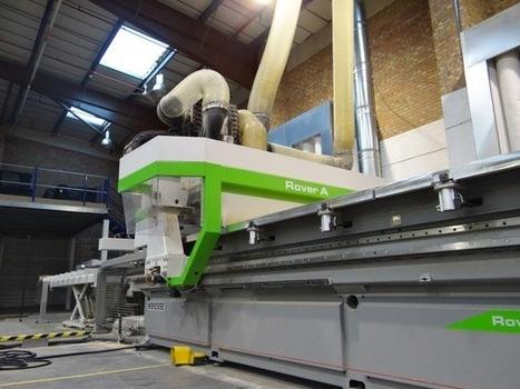 New Biesse Rover CNC Machine Cuts Flight Case Production Time | CNC | Scoop.it