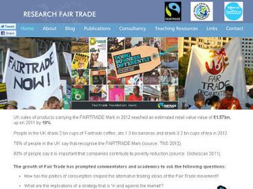 Research Fair Trade   Fairtrade1   Scoop.it