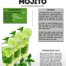 How To Make The Perfect Mojito | Visual.ly | SEO Manchester | Scoop.it
