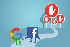 Les éditeurs allemands s'allient face à Google et Facebook   Digital News in France   Scoop.it