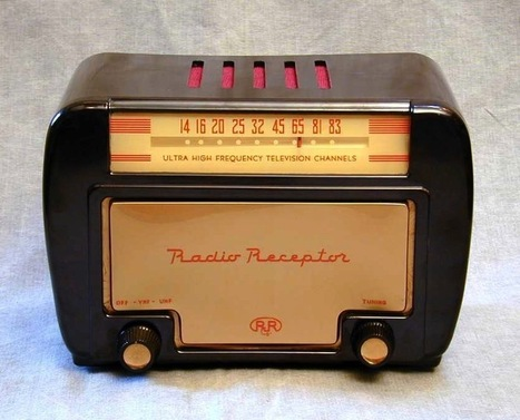 UHF Radio | 20th century antiques and collectables | Scoop.it