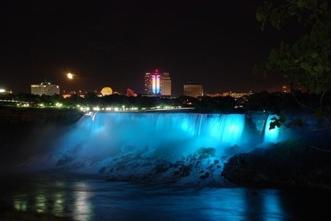 Visiting Niagara Falls: Canada or America? | Private Plane Vacations | Scoop.it