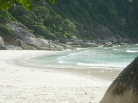 Discover Thailand's White Beaches: Similan Islands, Thailand | Thailand Travel Destination | Scoop.it