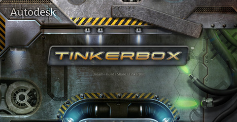 TinkerBox - Physics puzzle game - free | The 21st Century | Scoop.it