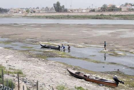 Amid Terror Attacks, Iraq Faces Water Crisis | Sustain Our Earth | Scoop.it
