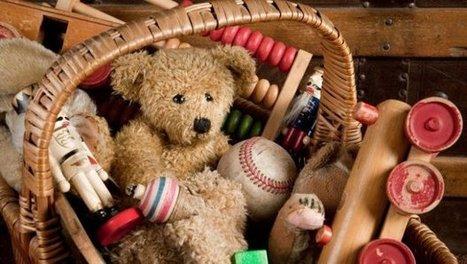 Des jouets vintage pour Noël | VintageAddict | Scoop.it