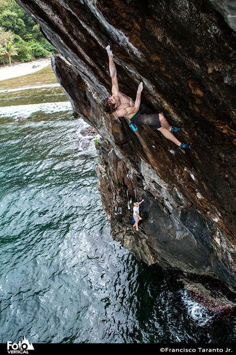 Deep-water soloing aux Philippines, oui ! Mais... - Grimper Magazine | FotoVertical, press review | Scoop.it