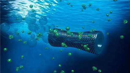 Microbots can clean up polluted water | Health Freedom | Scoop.it