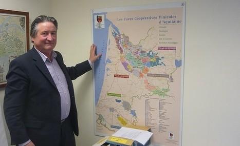 Coopération agricole : 6. Interview: Bernard Solans président des Coopératives vinicoles d'Aquitaine... | Agriculture Aquitaine | Scoop.it