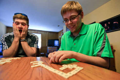 Topekan with autism transitions from school into adult life - Topeka Capital Journal | autism | Scoop.it