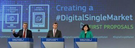 Bruselas propone la portabilidad de contenidos digitales por toda la UE | Conocimiento y Capital Humano | Scoop.it