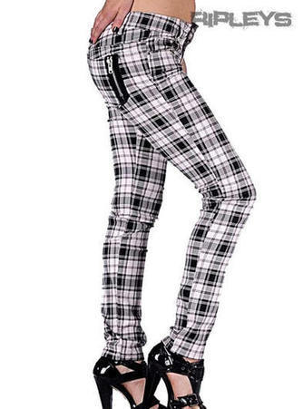 Checkered Jeans - Ripleys   Invanity   Scoop.it