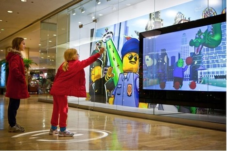 How Interactive Displays Are Helping Customers Buy Smarter... | Art for art's sake... | Scoop.it