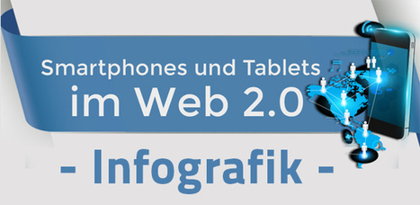 Infografik: Smartphones und Tablets im Web 2.0 - ajando´s corporate blog - digital & social media | Social Media | Scoop.it