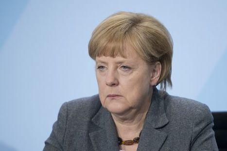 L'Allemagne rattrapée par la crise de la zone euro | Union Européenne, une construction dans la tourmente | Scoop.it
