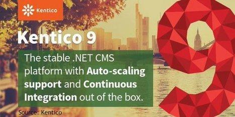 Upgrading to Kentico 9: Kentico eCommerce Specialist | Newpath WEB | Scoop.it