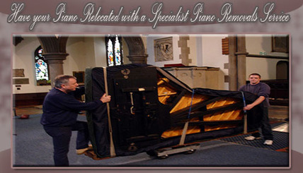 Have your Piano Relocated with a Specialist Piano Removals Service | Travel Cart UK | Scoop.it