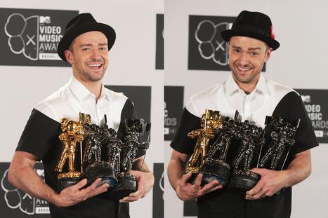 MTV VMA 2013 Winners List: Justin Timberlake, Taylor Swift, Pink, and More | interlinc | Scoop.it