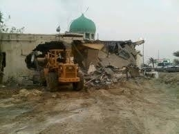 #Bahrain |  Al-Burbegi Mosque to be rebuilt ! | Human Rights and the Will to be free | Scoop.it