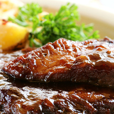 Whiskey Grilled Ribs Recipe | CLOVER ENTERPRISES ''THE ENTERTAINMENT OF CHOICE'' | Scoop.it