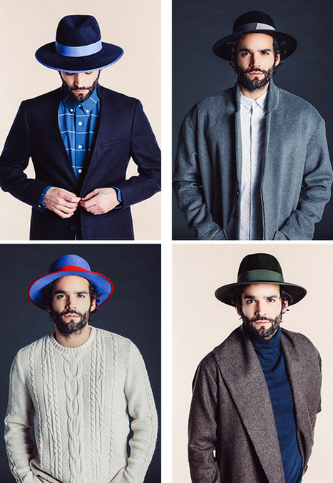 Les accessoires masculins de l'automne-hiver 2016-17 - Fashion Spider - Fashion Spider – Mode, Haute Couture, Fashion Week & Night Show | Spider News | Scoop.it
