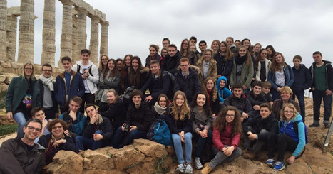 Voyage en Grèce 2016 | Vie culturelle du lycée Angellier Dunkerque | Scoop.it