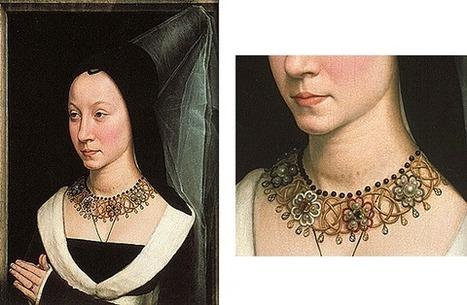 11 août 1494 mort de Hans Memling   Racines de l'Art   Scoop.it