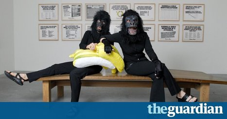 Feminist art activists the Guerrilla Girls get first dedicated UK show | Fabulous Feminism | Scoop.it