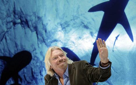 Richard Branson makes shark-fin soup plea in China - Telegraph   dbfhajskebhfjka   Scoop.it