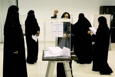 20 Women Win Seats in Saudi Elections | AP Human Geography Digital Knowledge Source | Scoop.it