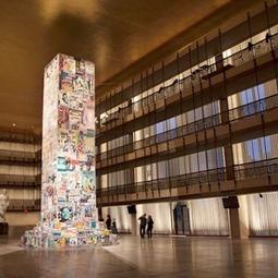 "VIDEO: Contemporary Art Meets Classical Dance in ""Les Ballets de Faile"" | Artinfo | Music, Theatre, and Dance | Scoop.it"