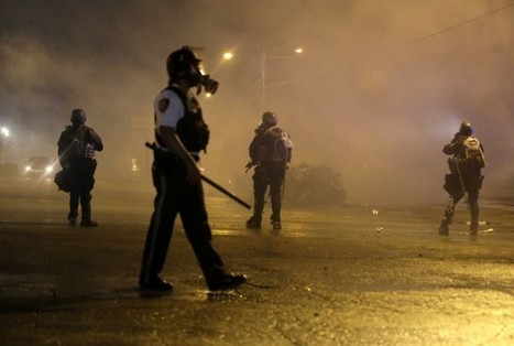 Report: #Ferguson #Police Made Racist Jokes On City Email Accounts #Racism | USA the second nazi empire | Scoop.it