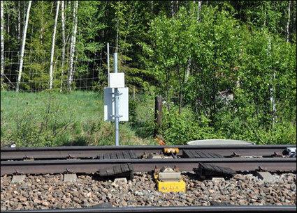 Swedish Transport Gets on Track With RFID - RFID Journal   RFID   Scoop.it