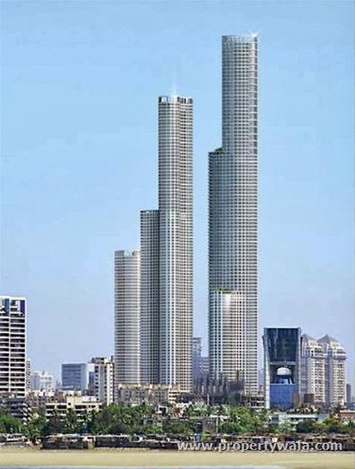 Lodha The Parkside - 2, 3 BHK Super Luxury Apartments in Worli Mumbai - India Property CommonFloor   Property in Gurgaon   Scoop.it