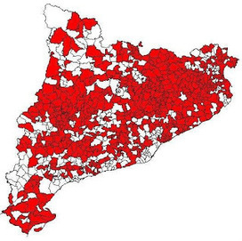 Over 600 Catalan towns in favor of independence | AC Affairs | Scoop.it