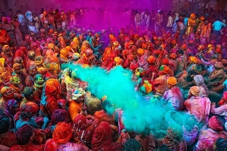 Holi India - Holi Festival India - Holi Day India • Holi Festival 2014   Holi Festival 2014   Scoop.it